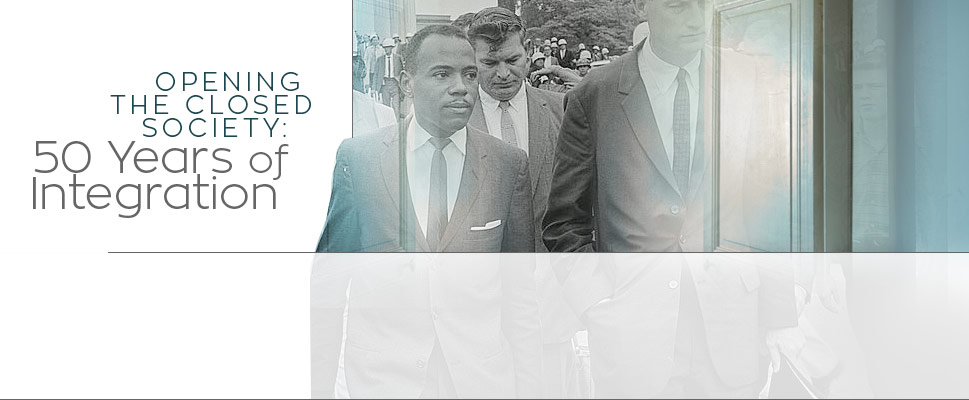 Opening the Closed Society: 50 Years of Integration